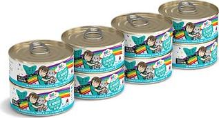 Weruva Weruva BFF OMG Cat QT Patootie Chicken & Turkey 5.5oz Case