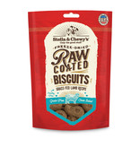 Stella & Chewys Stella & Chewy's Raw Coated Biscuits Lamb Grass Fed 9oz