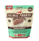 Primal Primal Pronto Raw Dog Chicken 4lb