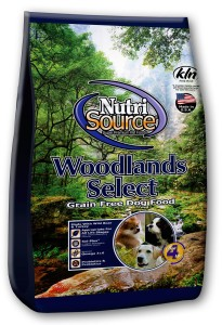 Nutrisource NutriSource Grain Free Woodlands Select for Dogs - 30lb