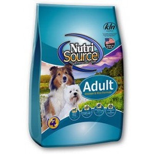 Nutrisource Nutrisource Adult Chicken and Rice for Dogs - 33lb