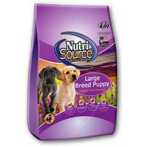 Nutrisource NutriSource Large Breed Puppy - 30lb