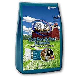 Nutrisource NutriSource Grain Free Chicken for Dogs - 5lb