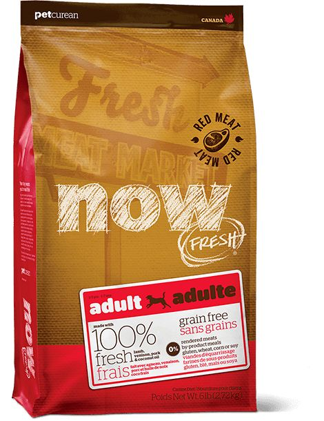 Now Fresh Red Meat Adult 25lb