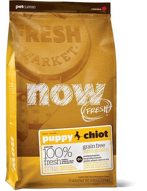 Now Fresh Puppy 12lb