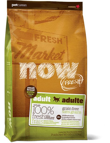 Now Fresh Small Breed Adult 25lb