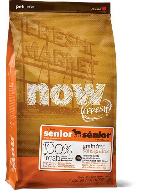 Now Fresh Senior 12lb
