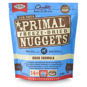 Primal Primal Dog Freeze Dried Duck 14oz