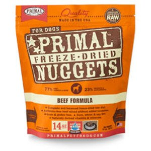 Primal Primal Dog Freeze Dried Beef 14oz