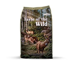 Taste of the Wild Taste of the Wild Pine Forest® Canine Formula with Venison & Legumes- 28lbs