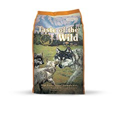Taste of the Wild Taste of the Wild Dog High Prairie Bison Puppy 15lb