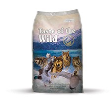 Taste of the Wild Taste of the Wild Wetlands Wild Fowl for Dogs -5lb