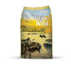 Taste of the Wild Taste of the Wild High Prairie Canine® Formula with Roasted Bison & Roasted Venison- 5lbs