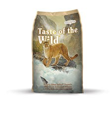 Taste of the Wild Taste of the Wild Canyon River Feline® Formula with Trout & Smoked Salmon- 15lb