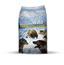 Taste of the Wild Taste of the Wild Pacific Stream Canine® Formula with Smoked Salmon- 14lbs