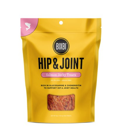 Bixbi Bixbi Hip & Joint Salmon Jerky 10oz