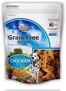 Nutrisource NS Chicken Biscuits 14oz