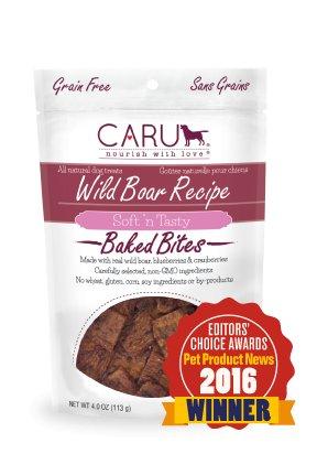 CARU Caru Wild Boar Bites 4oz