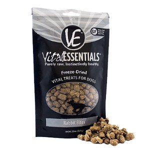 Vital Essentials Vital Essentials Rabbit Bites 2oz
