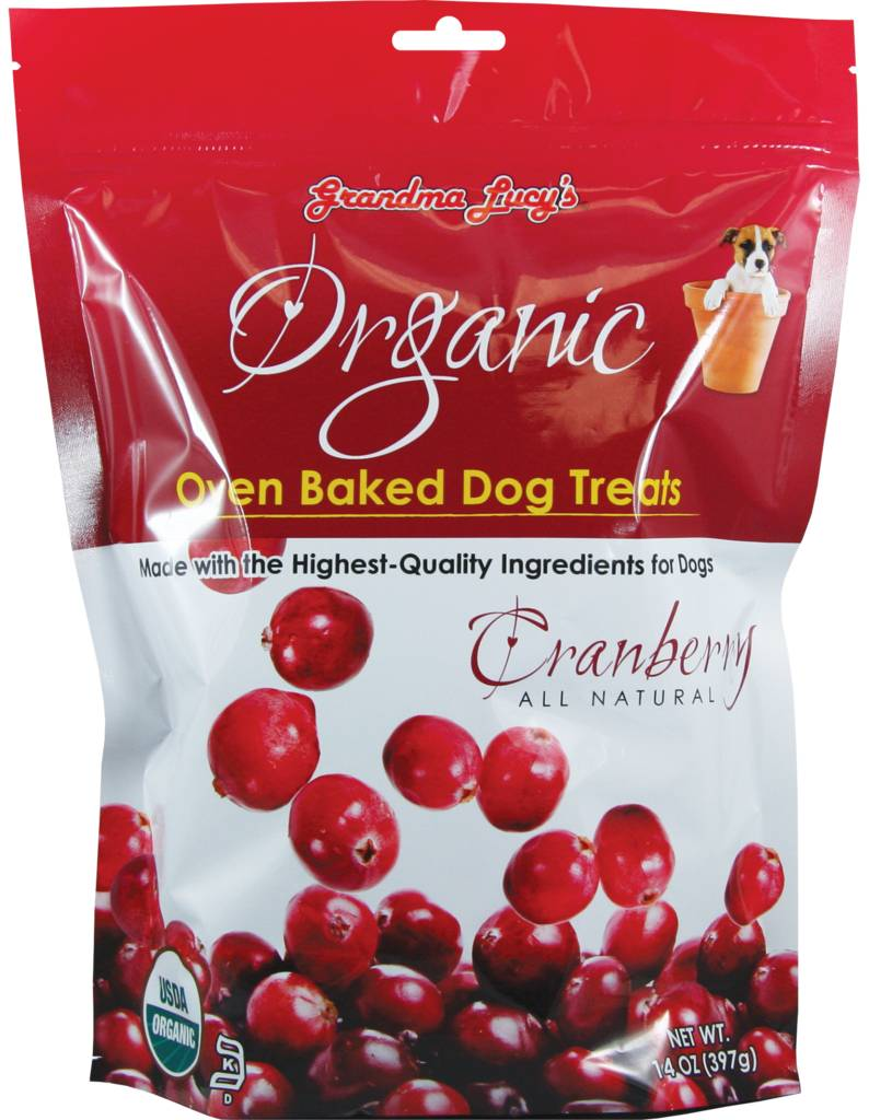 Grandma Lucy Grandma Lucy Organic Cranberry 14oz