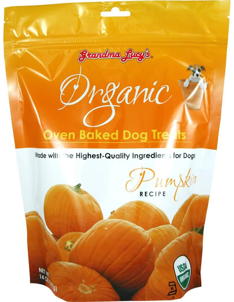 Grandma Lucy Grandma Lucy Organic Pumpkin 14oz
