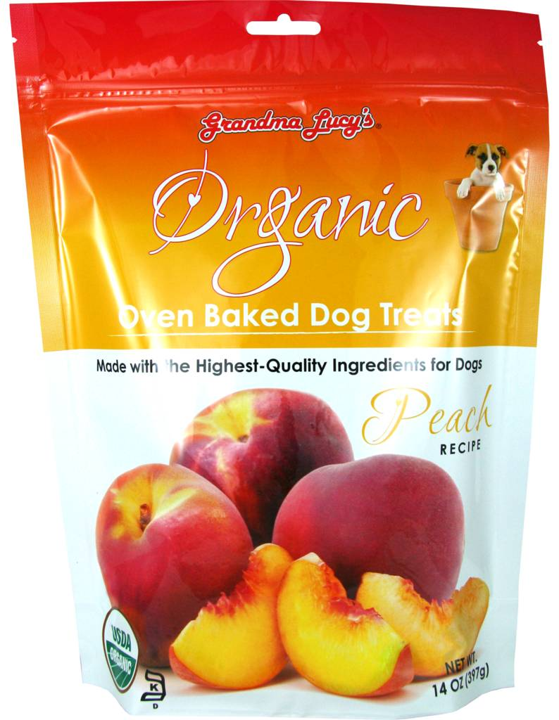 Grandma Lucy Grandma Lucy Organic Peach 14oz