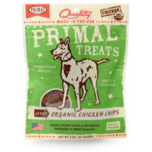 Primal Primal Jerky Organic Chicken Chips 3oz