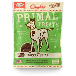 Primal Primal Jerky Turkey Chips 3oz