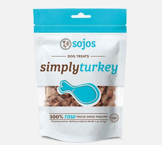 Sojos Sojos Simply Turkey 4oz