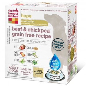 The Honest Kitchen Honest Kitchen Limited Ingredient Beef 4lb