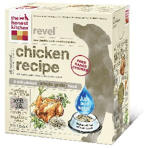 The Honest Kitchen Honest Kitchen Revel 4lb