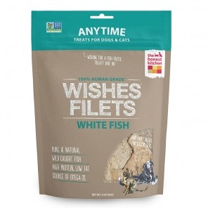 The Honest Kitchen Honest Kitchen Wishes Filets Whitefish 3oz