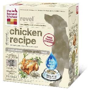 The Honest Kitchen Honest Kitchen Revel 10lb