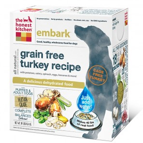 The Honest Kitchen Honest Kitchen Turkey 4oz