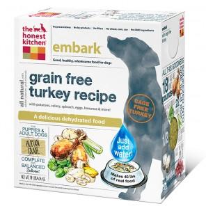 The Honest Kitchen Honest Kitchen Turkey 10lb