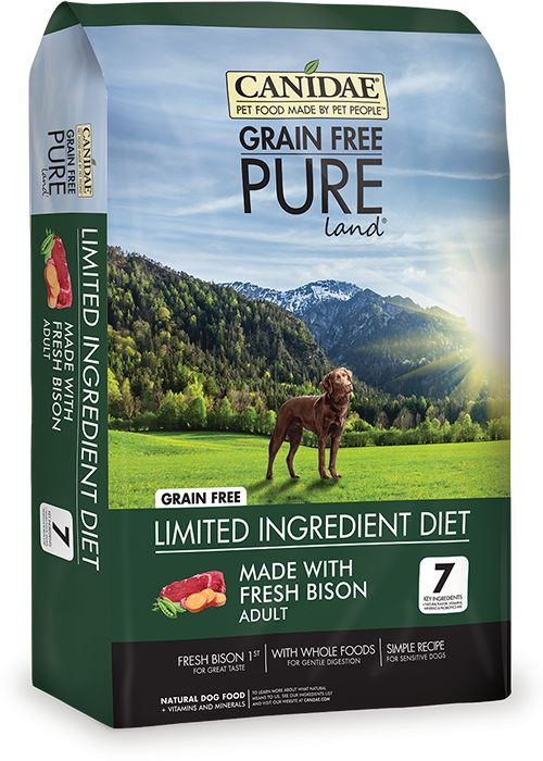 Canidae Canidae Pure Land 24lb
