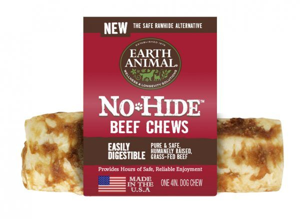 Earth Animal Earth Animal Beef Chew 4""