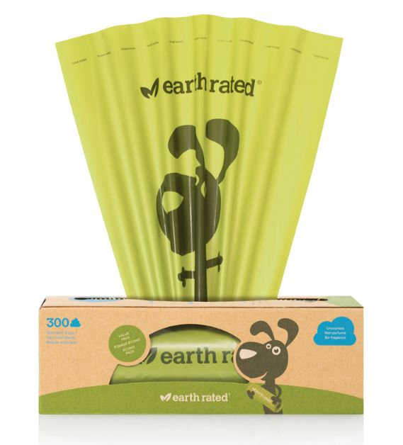 Earth Rated Earth Rated Poopbags Unscented Box of 300