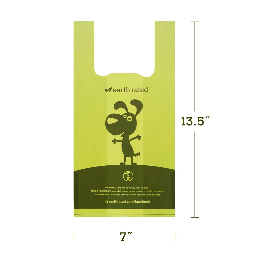 Earth Rated Earth Rated Poopbags Box of 120 handles
