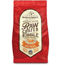 Stella & Chewys Stella & Chewy's Raw Coated Beef 10lb