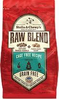 Stella & Chewys Stella & Chewy's Raw Blend Cage Free 22lb