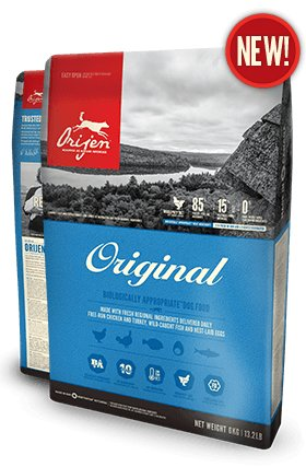 Orijen Orijen Dog Original Adult 25lb