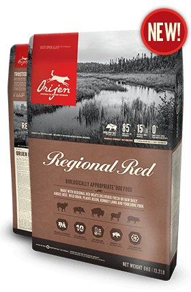 Orijen Orijen Dog Regional Red 25lb