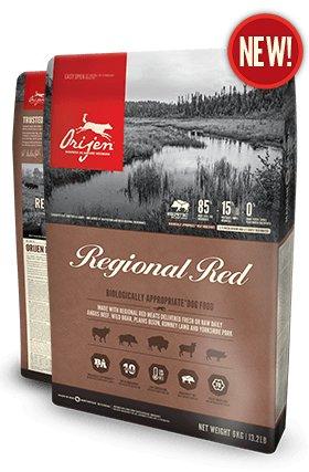 Orijen Orijen Dog Regional Red 4.5lb