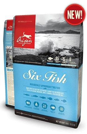 Orijen Orijen Dog Six Fish 13lb