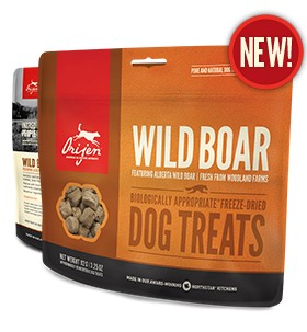 Orijen Orijen Freeze Dried Alberta Boar Treat 2oz