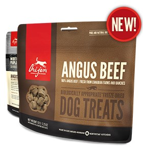 Orijen Orijen Freeze Dried Angus Beef Treat 2oz