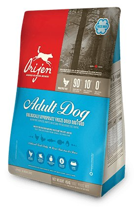 Orijen Orijen Freeze Dried Dog Adult 6oz