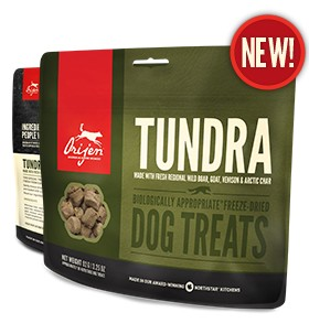Orijen Orijen Freeze Dried Tundra Treats 3.25oz