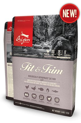 Orijen Orijen Cat Fit & Trim 4lb